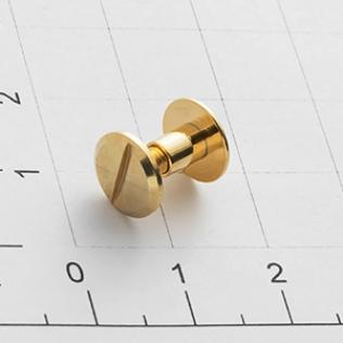 Винт кобурной L-5 9 мм золото