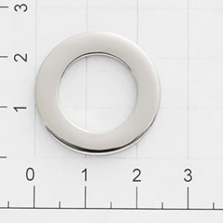 Кольцо плоское 15 мм никель