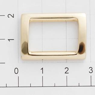 Рамка 20 мм золото