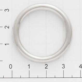 Кольцо для сумки 25 мм никель