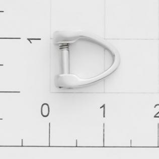 Ручкодержатель для сумок 6 мм никель