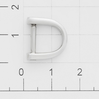 Ручкодержатель для сумки 10 мм никель