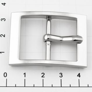 Пряжка для ремня 25 мм никель