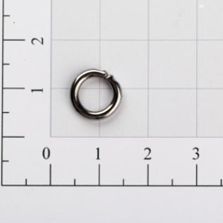 Кольцо h-2,0 7 мм оружейный металл