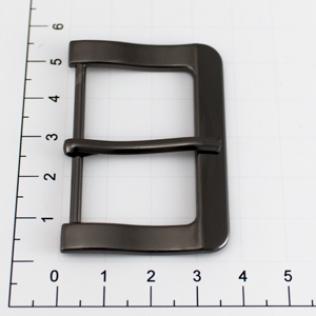 Акция! Пряжка для ремня 40 мм оружейный металл