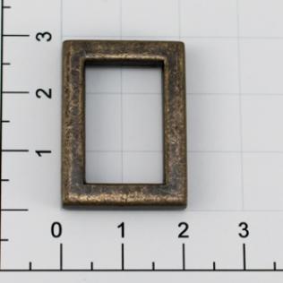 Рамка 20 мм антик