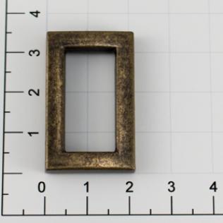 Рамка 25 мм антик